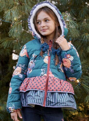 Matilda jane Coat JacketSnow Day Coat Moments With You Size 4 New In Bag