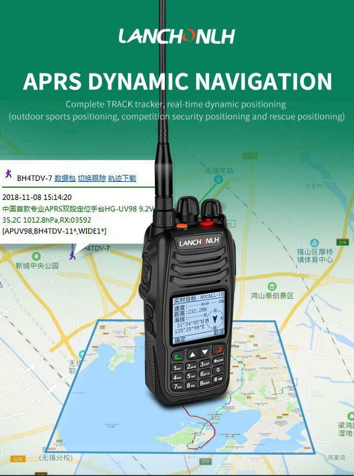 2018 Newest ANT51 APRS TNC tracker net digipeater weather station GPS TTL 8-15V