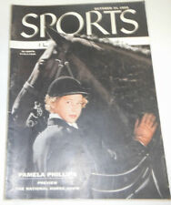 Sports Illustrated Magazine Pamela Phillips October 1955 NO ML 072414R