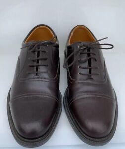 8 Eu 42 Wide Fit Non Polish Shoe