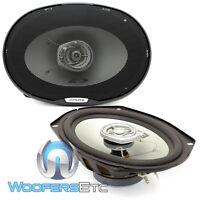 Alpine Sxe-6925s 6x9 280w 2-way Myler Tweeters Coaxial Speakers & Grills on sale