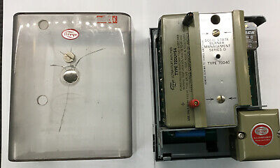 Fireye Series D 70D40 Solid State Burner Management Control Flame Safeguard