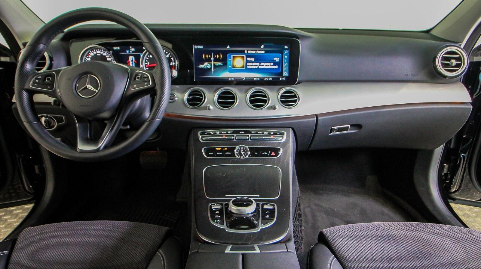 Mercedes E220 d 2018