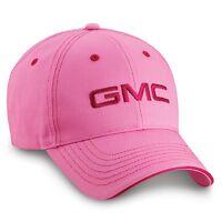 Gmc Pink Sandwich Brim Hat