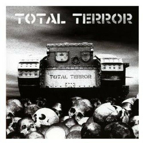 Total Terror - Total Terror [New CD]