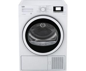 Beko dh8534gx0 wärmepumpentrockner weiß ebay