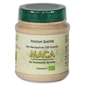 MACA PULVER 1kg  Beutel  - Bio Maca ORIGINAL AUS PERU - ANGEBOT - DOSE