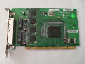 DéTerminé Cisco 4-port Pci 10/100 Mb Fast Ethernet Card 74-3188-01-4fe-66