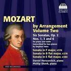 Mozart by Arrangement, Vol. 2 (CD, Apr-2014, Toccata Classics)