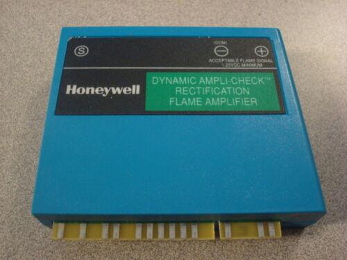 USED Honeywell R7847 B 1031 Flame Amplifier Module RevF