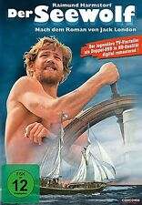 DER SEEWOLF komplette TV-Serie RAIMUND HARMSTORF Jack London 2 DVD Box