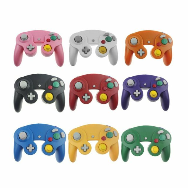 Wired NGC Controller Gamepad for Nintendo GameCube GC & Wii Console HOT!