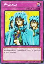 YuGiOh Waboku - SDCR-EN035 - Common - 1st Edition Lightly Played