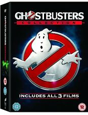 Ghostbusters - 1 to 3 Collection: New DVD Box Set - Bill Murray, Melissa McCart