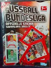 Topps Bundesliga 2011/12  *STARTERPACK* BL 11/12 Album