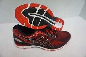 11 Gel Atletismo Negros 19 Nimbus 5 Vermilion Zapatos Us Hombre Asics Plata Size fwvqZ