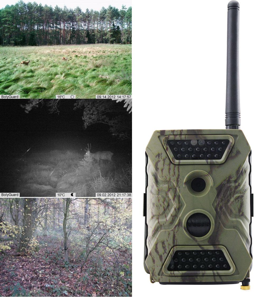 Cámara digital S680M Scouting Trail Cam H de caza infrarrojo IR LED de Video 720P