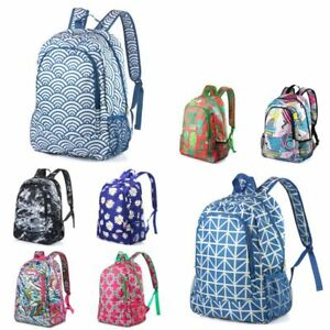Women-Girls-Shoulder-School-Bag-Laptop-Backpack-Travel-Outdoor-Satchel-Rucksack