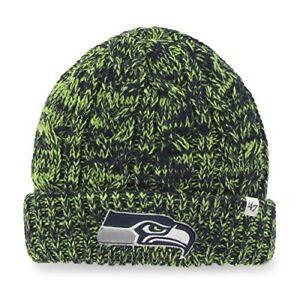 e8bb4de57  25 NFL Seattle Seahawks Women s  47 Prima Cuff Knit Beanie
