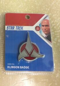 Star-Trek-The-Next-Generation-Klingon-Empire-Insignia-by-QMX-Cosplay-Item