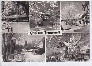 """Ansichtskarte Frauenwald - Cafe Lenkgrund/Heim """"Raymonde Dien"""" u.a. sw"""