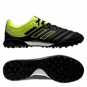 988ff5bf2f37 adidas Copa 19.3 Tango TF Turf 2019 Soccer Shoes New Black - Yellow ...