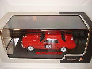 PREMIUM-X-PRD310-FORD-MUSTANG-N-83-WINNER-RALLYE-DE-FRANCE-1964-au-1-43