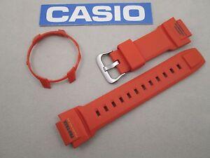 Genuine Casio Pro Trek Triple Sensor PRG-270 PRG-270-4 watch band ... 86063a5a19