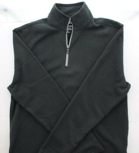 IZOD Men/'s Advantage Performance Natural Stretch 1//4 Zip Pullover Fleece Sweater