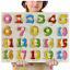 miniature 19 - Neuf Pour Bébé Puzzle Enfants Puzzle Alphabet Lettres Animaux en bois Learning Toys
