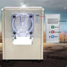 110v Ice Cream Maker Machine 10 20lh Hard Serve Ice Cream Machine Lcd Display