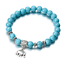 7-Chakra-Bracelet-Lava-Healing-Stones-Beaded-Gemstones-Beads-Elastic-Yoga thumbnail 27