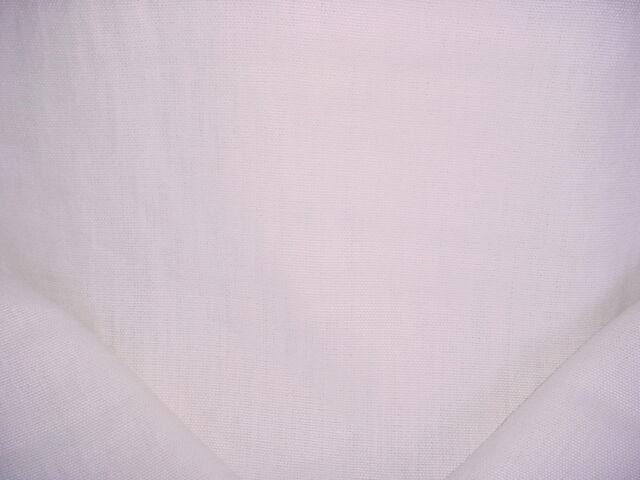 1y Ralph Lauren Lcf67826f Pebble Linen Bright White 100 Upholstery Fabric
