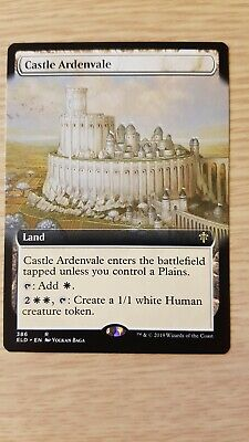 Castle Ardenvale x4 Throne of Eldraine NM 4RCards