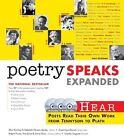 Poetry Speaks Expanded (Hardback, 2007)