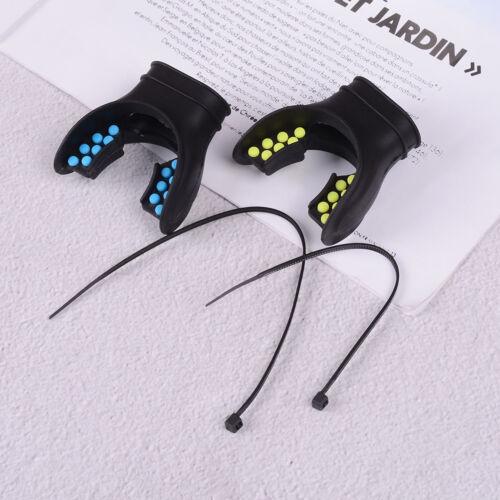 Schnorchel-Fit-Mundstück für Tauchersatz aus Silikon mit FarbstreifenP YR W U/_M