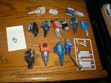 Nice Lot B Of Vintage 124 125 Drag Engines Race Car Motors For Parts Free Ship