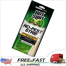 Hot Shot No Pest Strip 2 Strips For Bed Bugs Spider Mites Fly Repellent