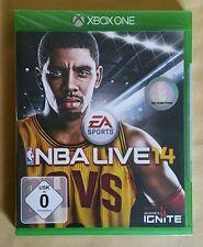 NBA Live 14 (Microsoft Xbox One, 2013, DVD-Box)