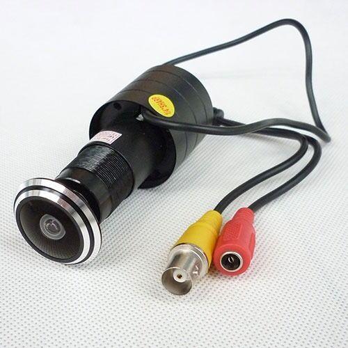DIY Home Cat eye camera color door peephole camera Hidden cctv camera spy camera