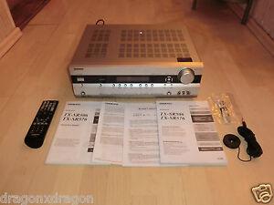 Onkyo-tx-sr506-7-1-A-V-Receiver-incl-einmess-Micro-amp-FB-entretenu-2j-Garantie