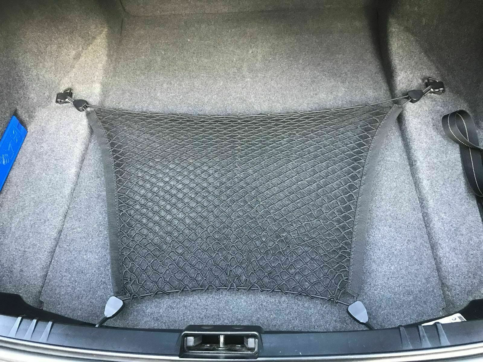 Rear Trunk Floor Style Mesh Web Cargo Net for BMW 2-Series 2014-2020 Brand New
