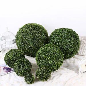 Artificial-Plant-Ball-Topiary-Tree-Wedding-Party-Home-Garden-Outdoor-Decor