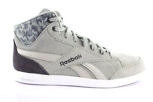 hübsch und bunt ästhetisches Aussehen Rabattgutschein Details about Reebok Fabulista mid II Core Shoes mid Low Shoes Leather  Unisex Grey 40