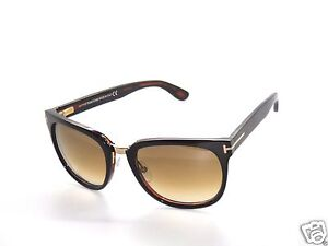 dd57b385336 Image is loading TOM-FORD-ROCK-TF290-290-BLACK-BROWN-GRADIENT-