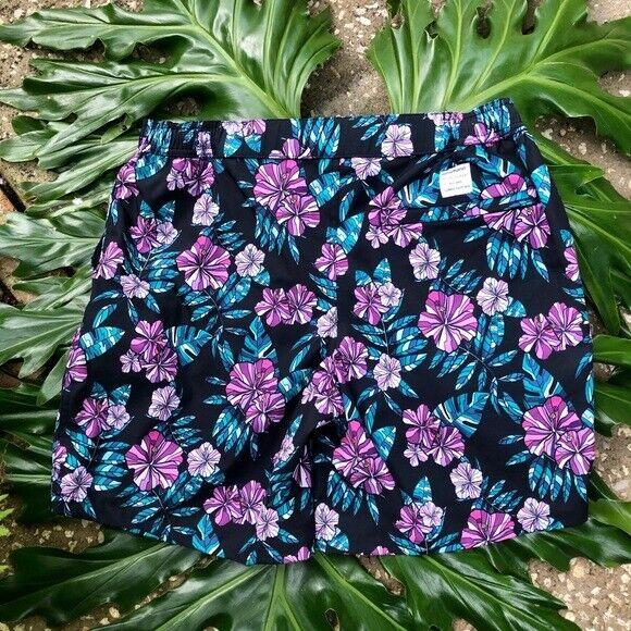 Mossmann Tailored Swim Trunks Shorts Floral print - image 6