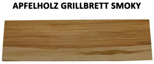 Grillplanke Apfel Grillbrett Smoky XXL 1 Stück 40x10cm Räucherbrett