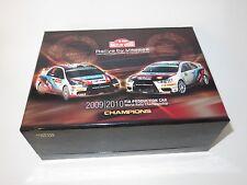 1/43 Mitsubishi Lancer Evo IX & X  Araujo Rally Portugal 2009 & France 2010 Set