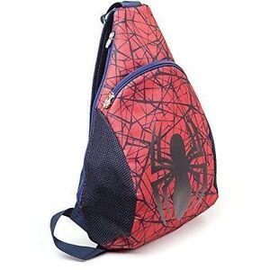Marvel BP00175SPN Spiderman Sling Backpack for sale online  0c6929bc95f72