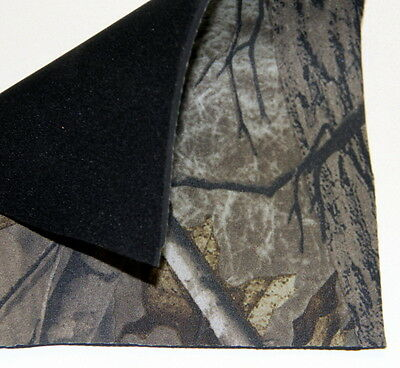 Real Tree AP Neoprene Fabric - SOLD BY THE YARD